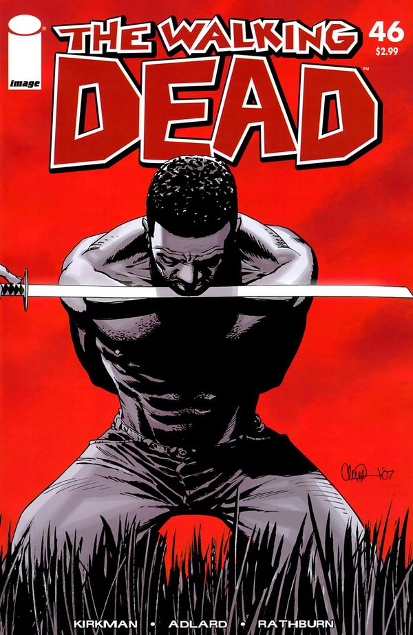The Walking Dead # 46