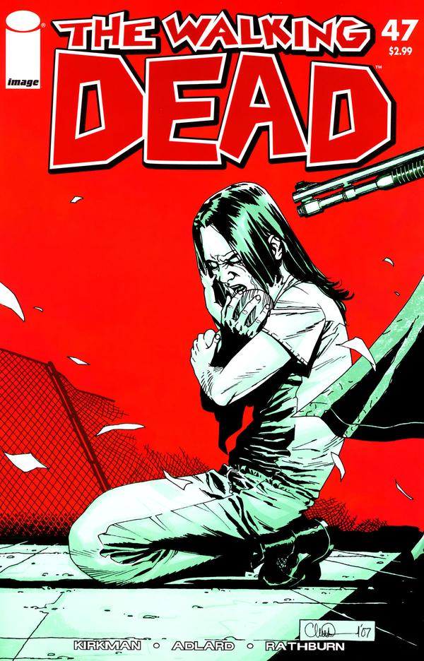 The Walking Dead # 47