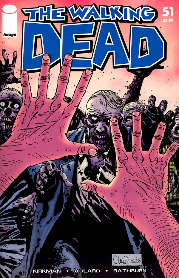 The Walking Dead # 51