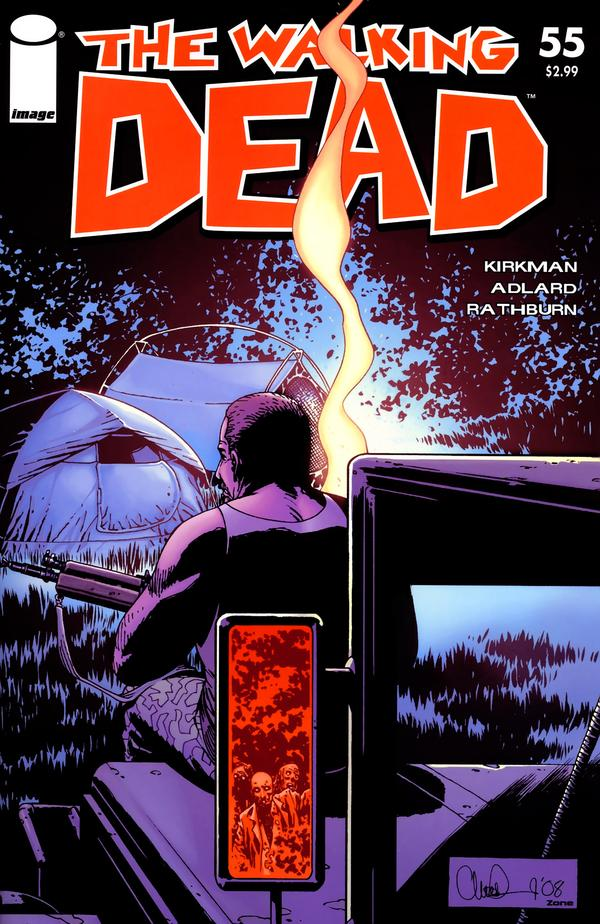 The Walking Dead # 55