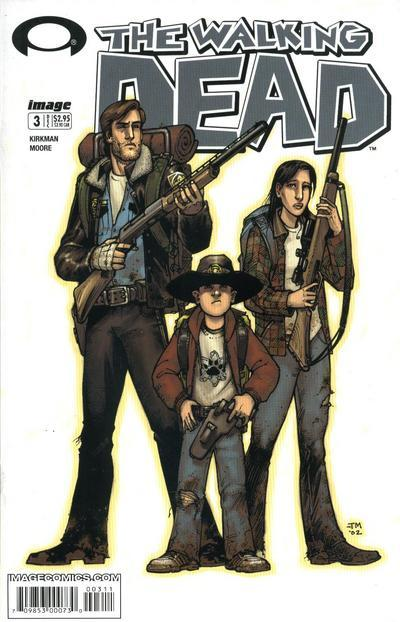 The Walking Dead # 3