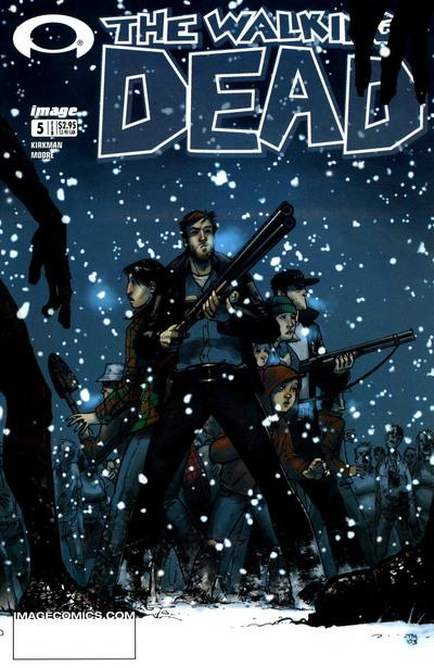 The Walking Dead # 5