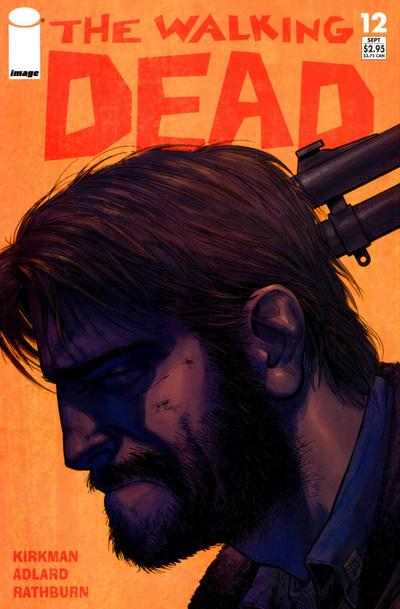 The Walking Dead # 12