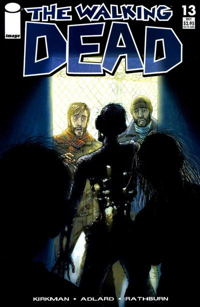 The Walking Dead # 13