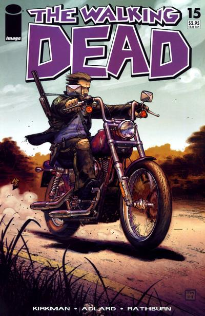The Walking Dead # 15
