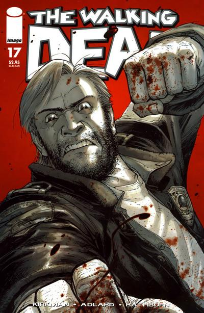 The Walking Dead # 17