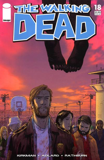 The Walking Dead # 18