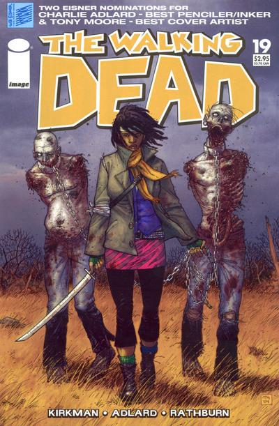 The Walking Dead # 19