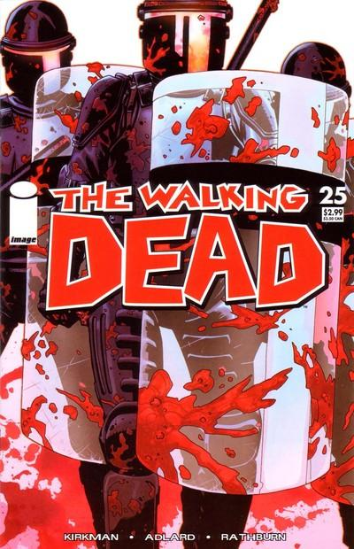 The Walking Dead # 25