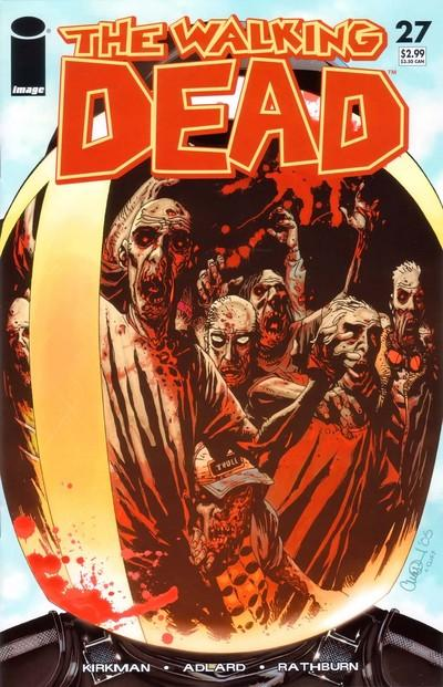 The Walking Dead # 27