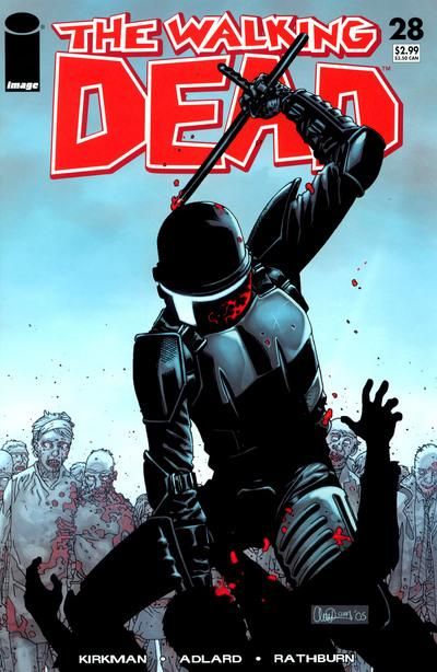 The Walking Dead # 28