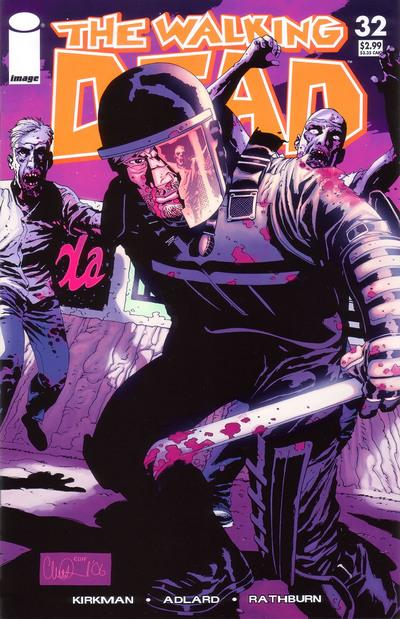 The Walking Dead # 32