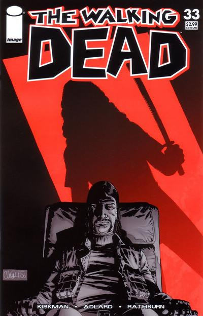 The Walking Dead # 33