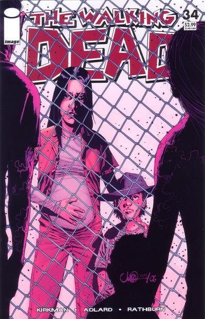 The Walking Dead # 34