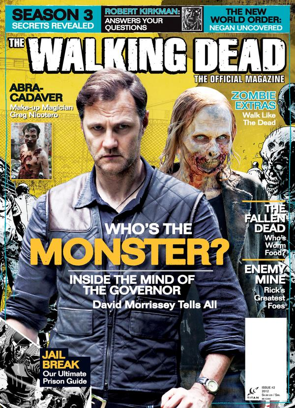 The Walking Dead Magazine # 2