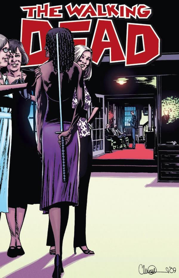 The Walking Dead # 72