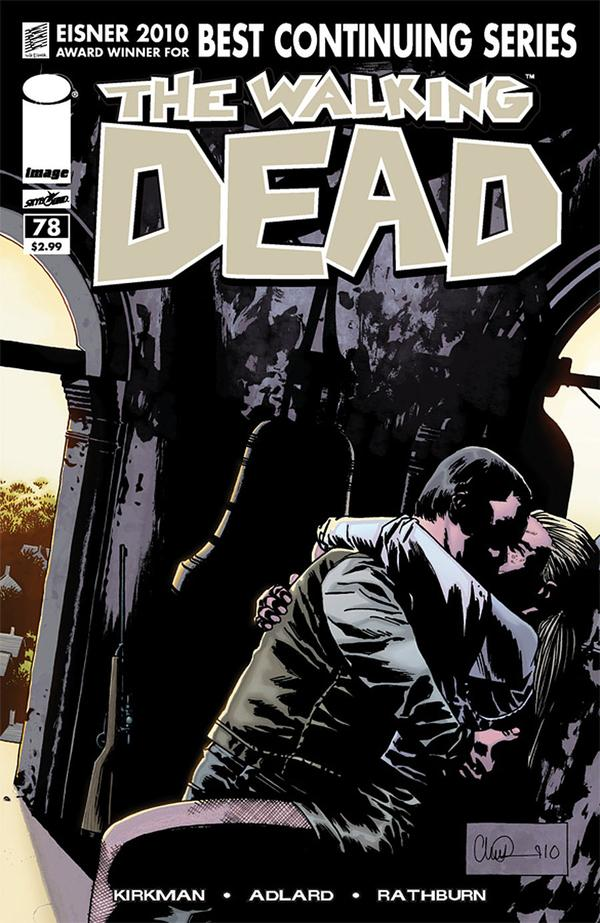 The Walking Dead # 78