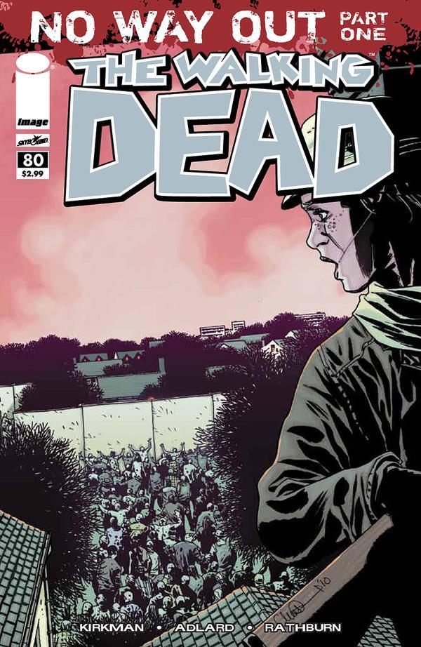The Walking Dead # 80
