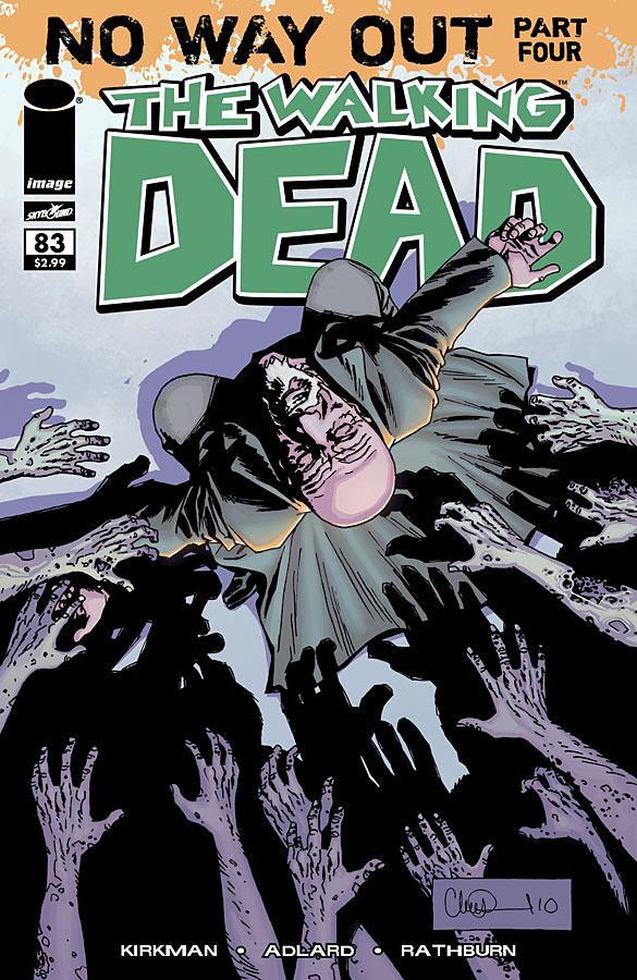 The Walking Dead # 83
