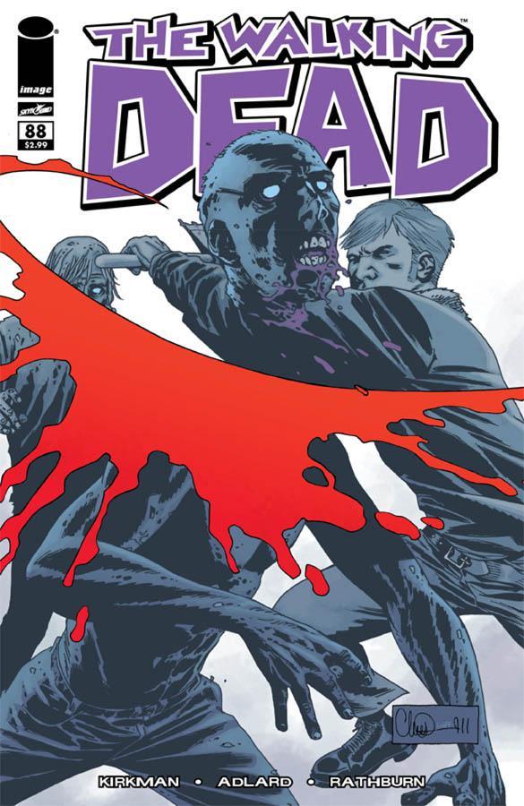 The Walking Dead # 88