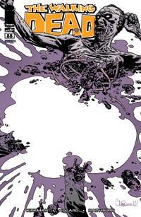 The Walking Dead # 88 variant