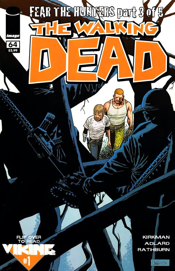 The Walking Dead # 64