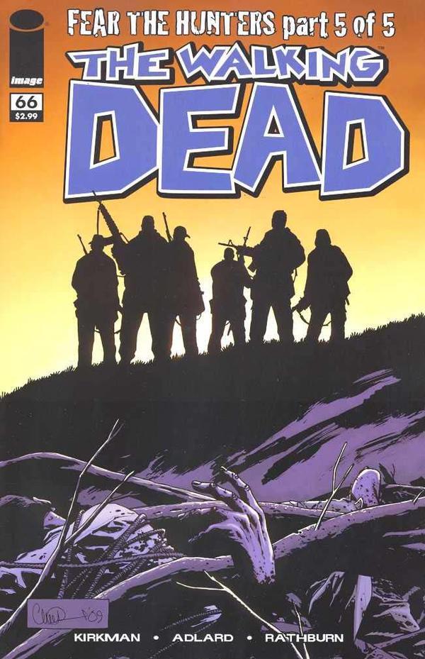The Walking Dead # 66
