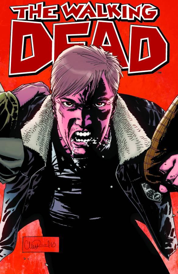 The Walking Dead # 75