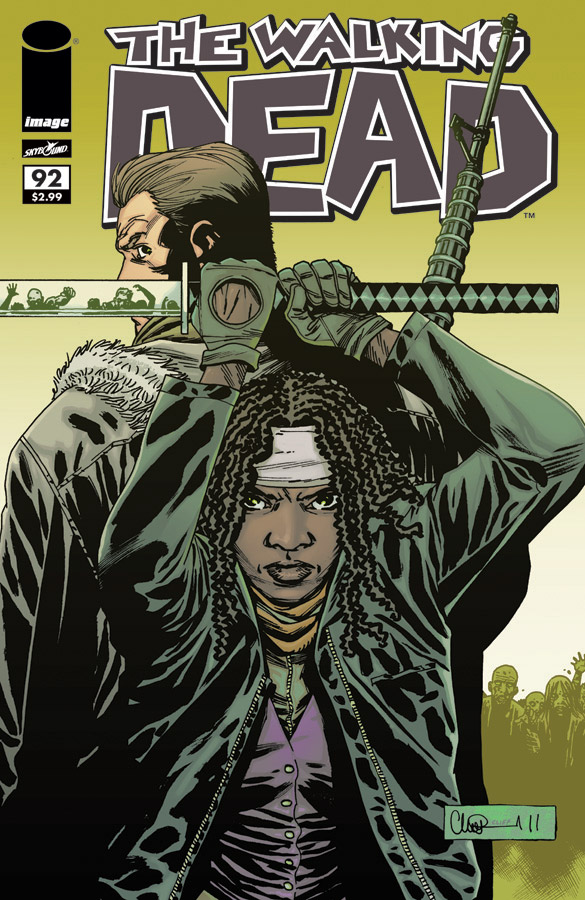 The Walking Dead # 92