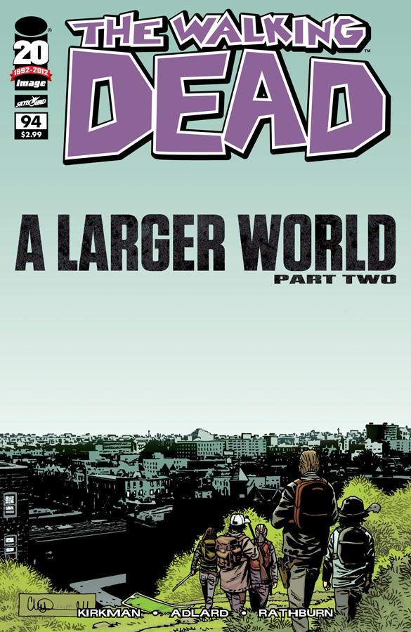 The Walking Dead # 94