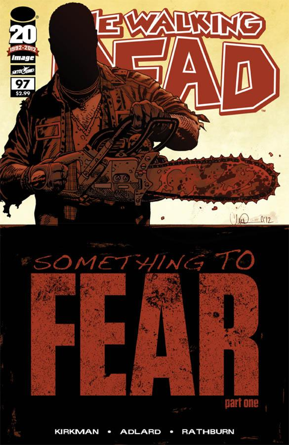 The Walking Dead # 97