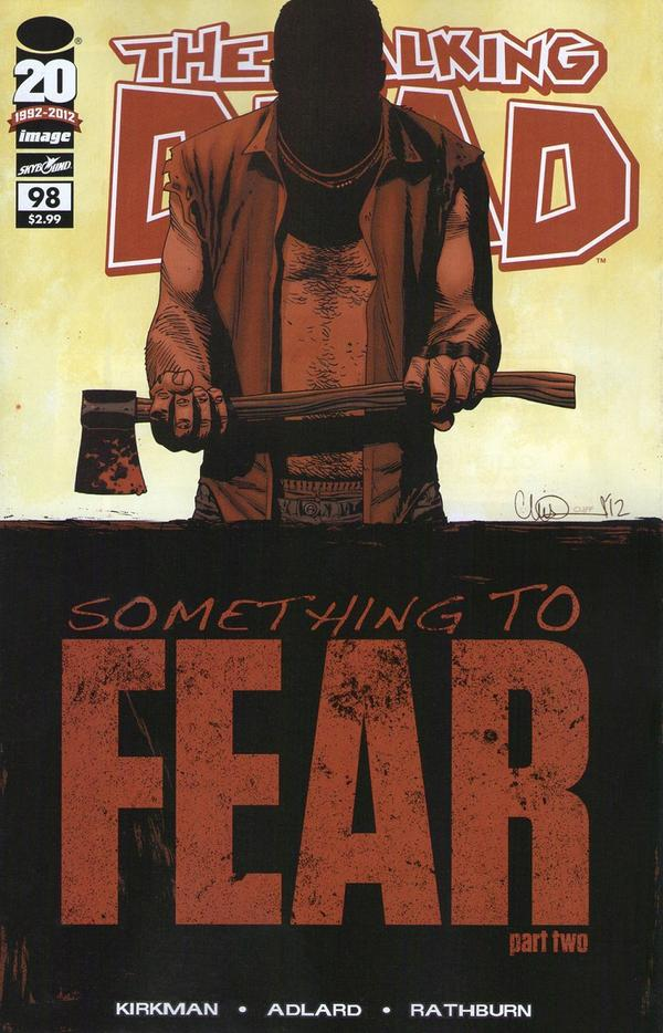 The Walking Dead # 98