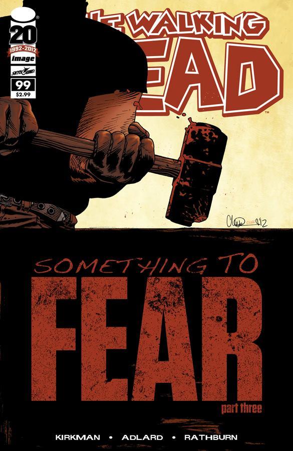 The Walking Dead # 99