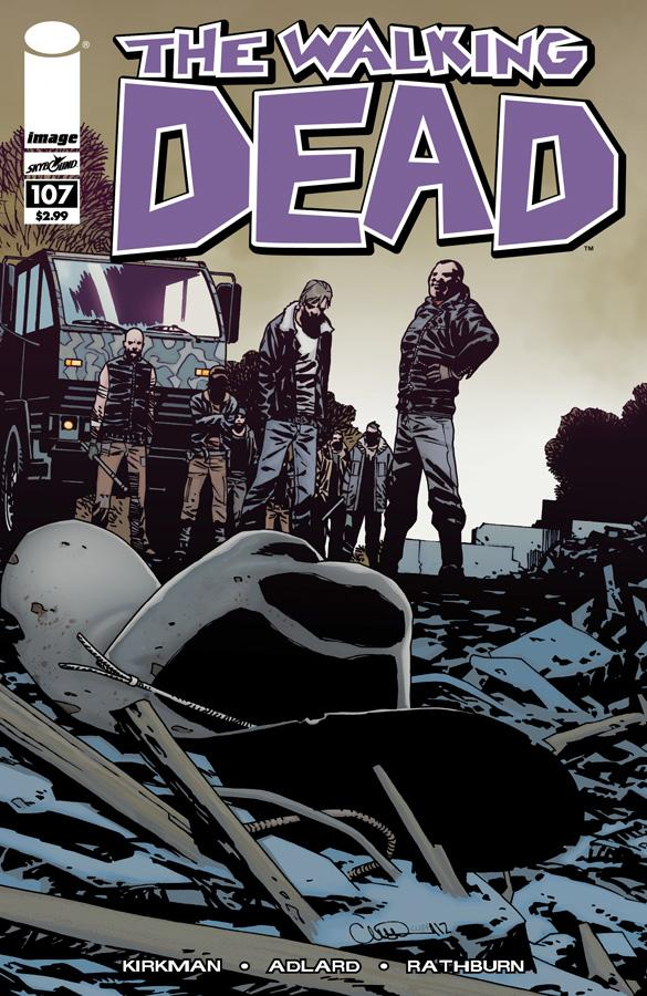 The Walking Dead # 107