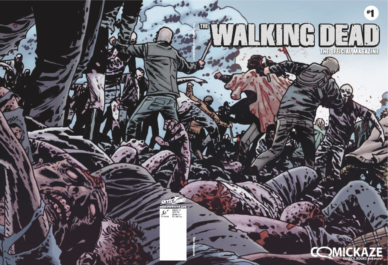 The Walking Dead Magazine # 1