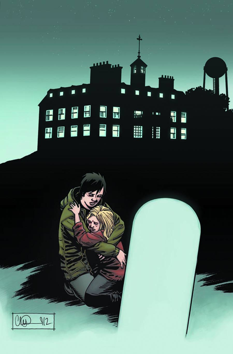 The Walking Dead # 110