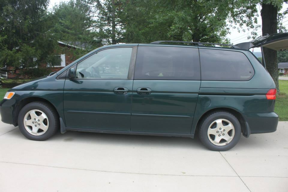 Our New Van