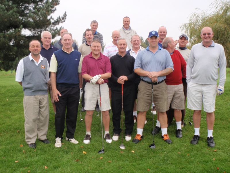 The motley crew at The Essex