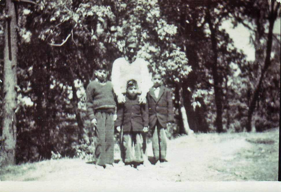 Picture taken behind Sidh Mandir