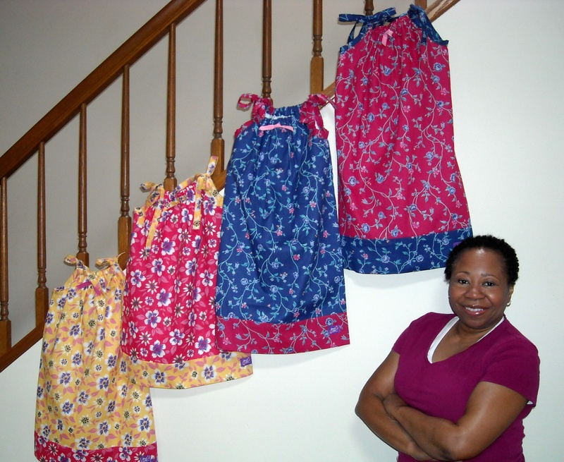 DAG dresses from Diane in Illinois