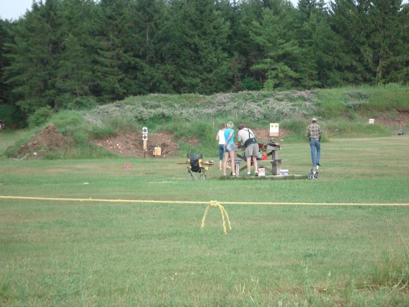 25 Yard and 50 Yard Range