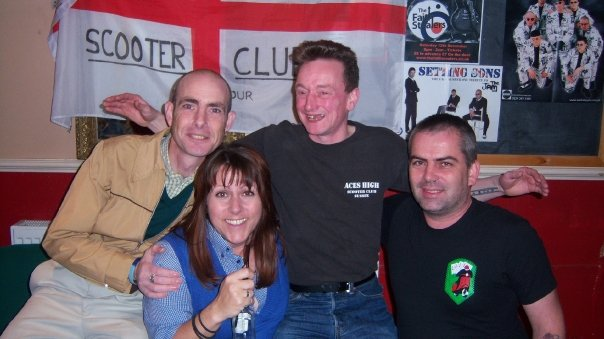 DIXIE, JULES, WEE MARK & DANGEROUS DAVE