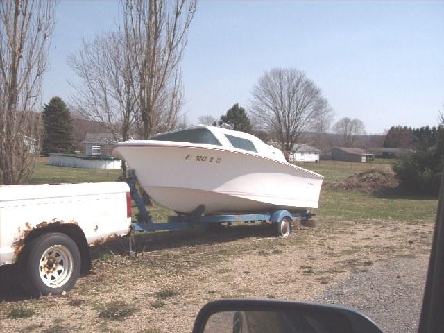 My dream Boat