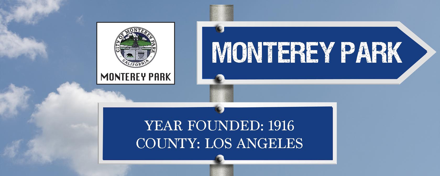 Welcome To Monterey Park In California : John Doe Case