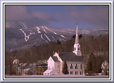 WELCOME TO WAITSFIELD VERMONT