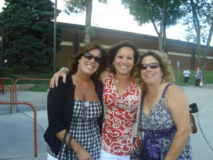 Zoanne, Beth and Patty