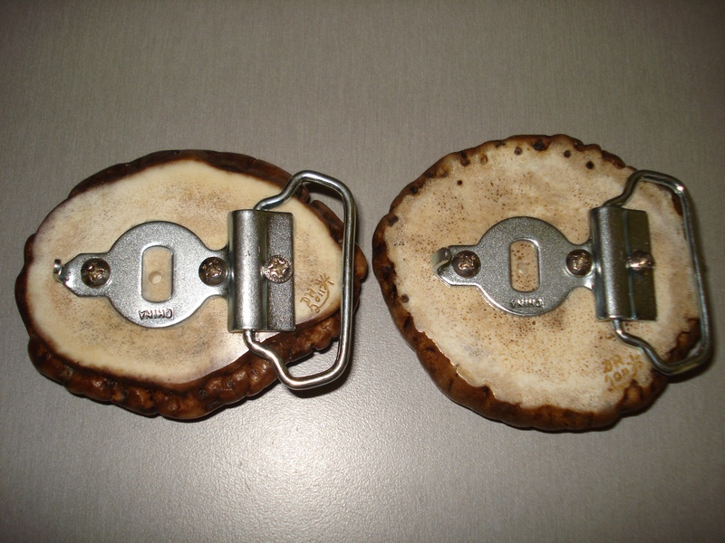 Belt Buckle Mountings