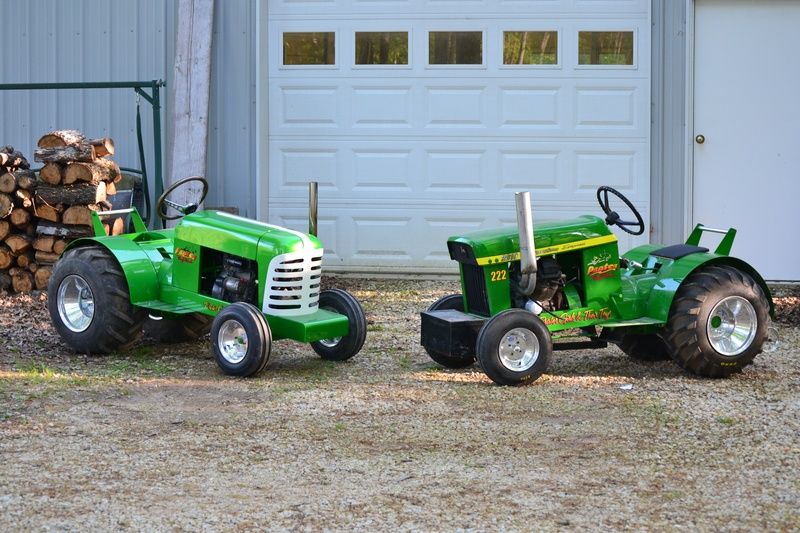 Lawn Tractor Towing : Pulling tractors for sale autos we