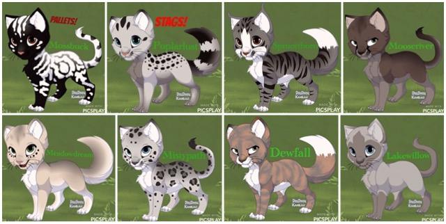 Leafbark x Wolfdaze Kits!