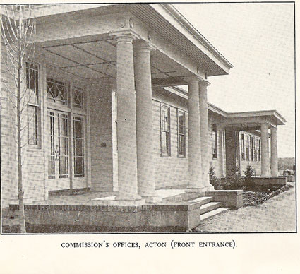 FCC Offices 1926
